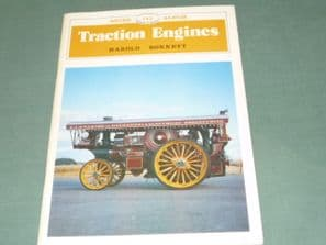 TRACTION ENGINES. Shire Album 143.(1985)