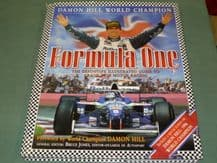 ULTIMATE ENCYCLOPEDIA OF FORMULA ONE : THE (Jones 1996)