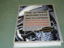 ULTIMATE MOTORCYCLE ENCYCLOPEDIA : THE (Brown & McDiarmuid 2002)