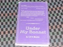 UNDER MY BONNETT. G R N Minchin  (MBC edition 1964)