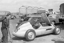 VERITAS-METEOR Peitsch Silverstone 1952 photo