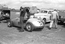 VERITAS-METEOR Toni Ulmen Silverstone 1952 photo