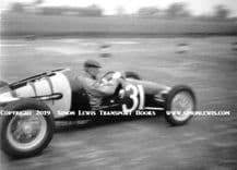 WASP 500cc  Jack Moor driving past.Photo  circa 1951. Maybe Silverstone