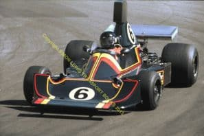 Williams FW04 Brian McGuire. Mallory Shellsport Group 8 May 1977. photo