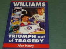 WILLIAMS - TRIUMPH OUT OF TRAGEDY. Henry