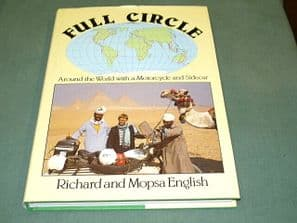 FULL CIRCLE - AROUND THE WORLD WITH A MOTORCYCLE & SIDECAR (English 1989)