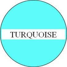 Turquoise from £4.75