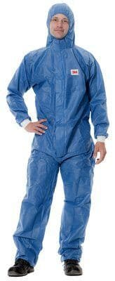 3M Protective Coverall 4530 SIZE XLARGE