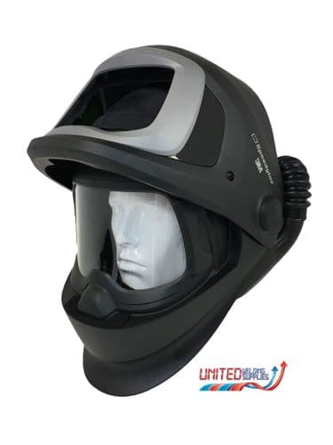 3M Speedglas 9100 FX Air Welding Shield with Head Band and Face Seal  - No lens 542800