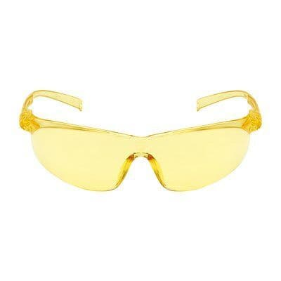 3M Tora Safety Spectacles Amber 71501-00003M