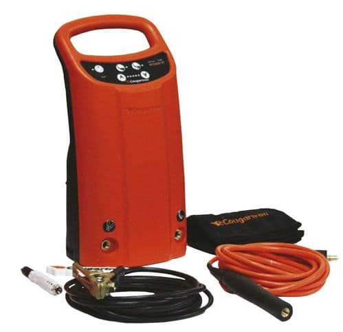 Cougartron InoxPower Weld Cleaner Machine set