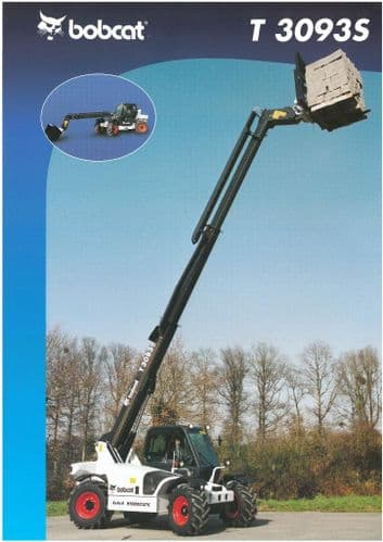 Bobcat T 3093S Telescopic Handler Brochure