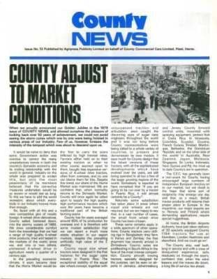 County Tractor News - Issue No 13