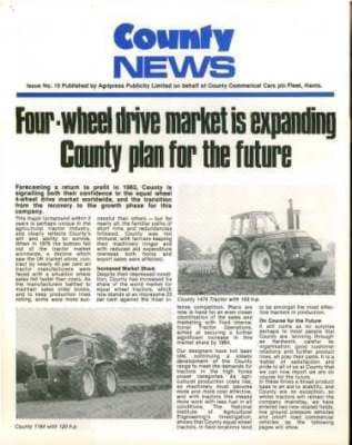 County Tractor News - Issue No 15