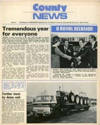 County Tractor News - Issue No 5