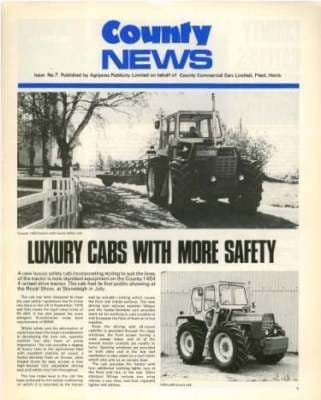 County Tractor News - Issue No 7