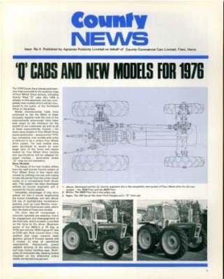 County Tractor News - Issue No 8