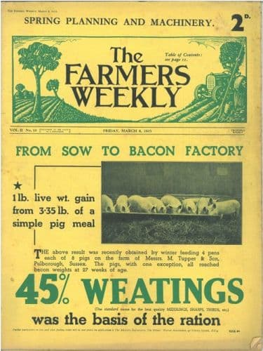 Farmers Weekly March 8th 1935
