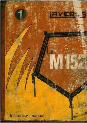 Laverda Combine M152 Operators Manual