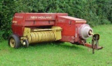 New Holland Baler 366 368 370 376 377 386 387 Service Manual