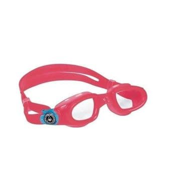 Aqua Sphere Moby Kid Goggles Red