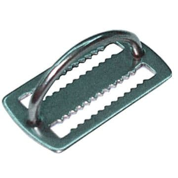 Beaver Stainless Steel Weight Retainer with D Ring