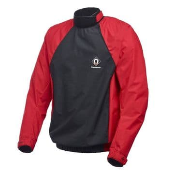Crewsaver Spray Cag Black/Red