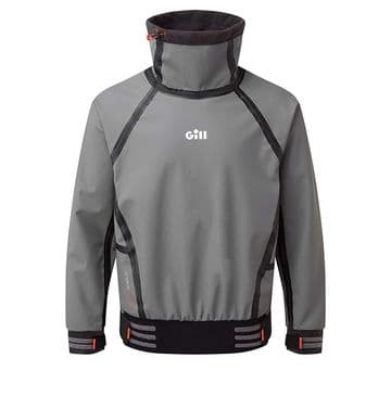 Gill ThermoShield Top  STEEL GREY