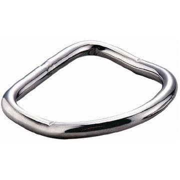 IST Pack of 2 Curved D Rings