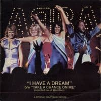 Abba - I Have A Dream/Take A Chance On Me (EPC 8088)