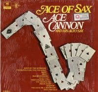 Ace Cannon and His Alto Sax - Ace Of Sax (SHL 3205) Unplayed