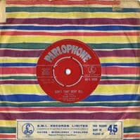 Adam Faith - Don't That Beat All/Mix Me A Person (R 4930)