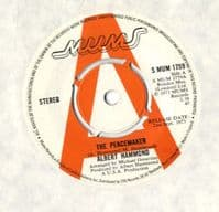 Albert Hammond - The Peacemaker/Who's For Lunch Today (S MUM 1759) Demo - M-