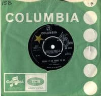 Animals,The - Bring It On Home To Me/For Miss Caulker (DB 7539)
