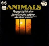 Animals,The - The Most Of The Animals (MFP 5218)