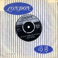 Anita Bryant - My Little Corner Of The Room/Just In Time (HLL 9171)