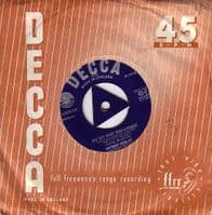 Anthony Newley - Sat'Day Night Rock-A-Boogie/I've Waited So Long (F 11127)