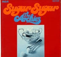 Archies,The - Sugar Sugar (SF 8073)