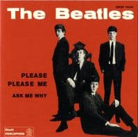 Beatles,The - EU - Please Please Me/Ask Me Why (QMSP 16346) New