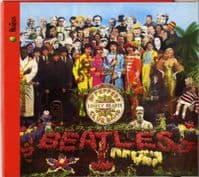 Beatles,The - Sgt Pepper's Lonely Hearts Club Band - Remastered
