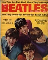 Beatles,The - The Beatles Are Here - 1964 USA Magazine