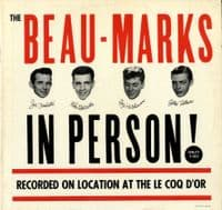 Beau-Marks,The - In Person (V-1683)