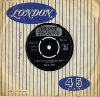 Ben E. King - I Could Have Danced All Night/Gypsy (HLK 9819)