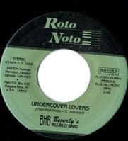 Beverley's Hillbilly Band - Mister Would You/Undercover Lovers (RN 1057) With Press Release