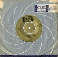 Big Dee Irwin - Swinging On A Star/Another Night With The Boys (PX 11010)