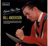 Bill Anderson - From This Pen (LAT 8629)