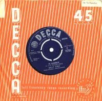 Billy Fury - In Summer/I'll Never Fall In Love Again (F 11701)