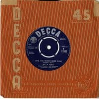 Billy Fury - Like I've Never Been Gone/What Do You Think You're Doing Of (F 11582)