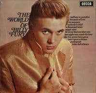 Billy Fury - The World Of Billy Fury (SPA 188)
