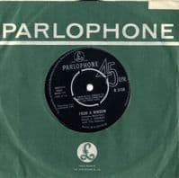 Billy J. Kramer with The Dakotas - From A Window/Second To None (R 5156)